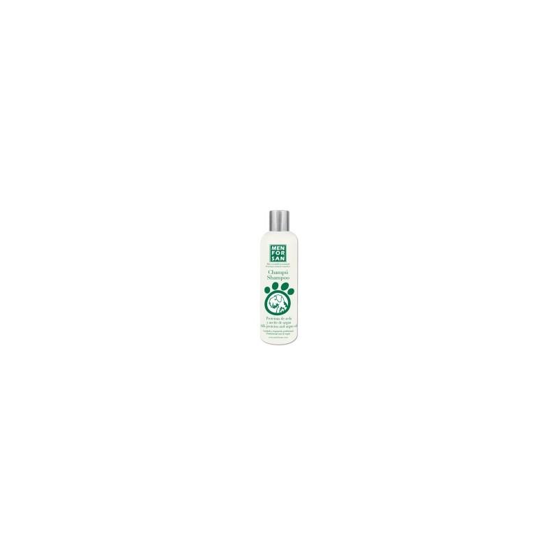 Champu  proteinas de seda y aceite de argan 300ML