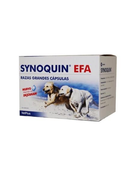 SYNOQUIN EFA R.GRANDES 120 CAPSULAS
