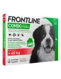 FRONTLINE COMBO PERROS 40 KG 3 PIPETAS