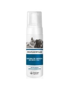 Frontline Pet Care champu-espuma de limpieza en seco