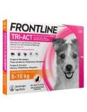 FRONTLINE TRI-ACT 5-10 KG.(S) 6 pipetas