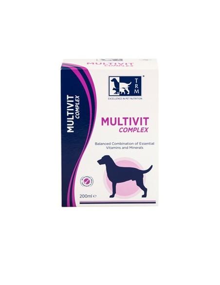 MULTIVIT COMPLEX PERRO 200ML