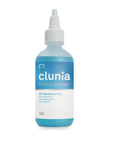 CLUNIA ZnA CLINICAL GEL 118ML