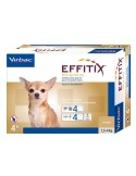 EFFITIX-XS 1,5 AL 4 KG. 4 pipetas