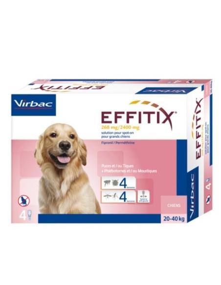 EFFITIX-L 20 A 40 KG. ( 4 pipetas)