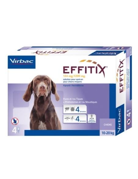 EFFITIX-M 10 AL 20 KG. (4 pipetas)