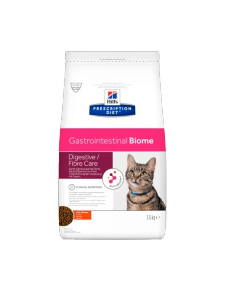 Hill's Gastrointestinal Biome Prescription Diet pienso para gatos 5kg