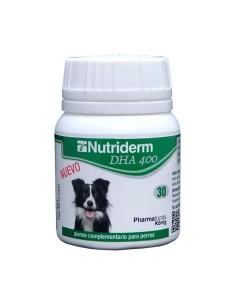 NUTRIDERM DHA 400 MG 30 CAPS
