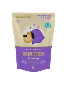 MULTIVA Calming perros medianos y grandes   21 chews