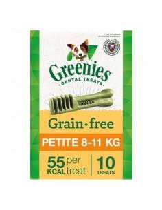 Greenies Petite(8-11kg) GRAIN FREE 170 G