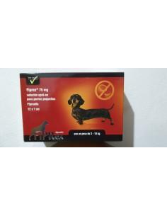 FIPREX Perros S 2-10kg  12 pip