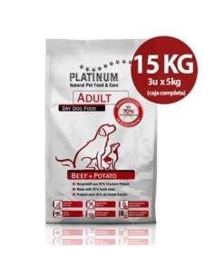 Platinum Natural BEEF 15 kg