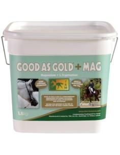 GOOD AS GOLD 1.5 KG CON MAGNESIO