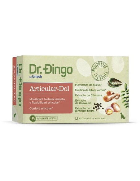 Dr Dingo Articular - Dol 30 g