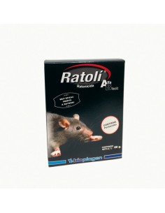 RATOLI ALFA ratones cebo fresco 480gr (4x120gr)