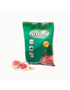 RATOLI SECURE cebo fresco pack (3x150gr)
