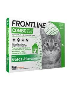FRONTLINE COMBO GATO 3 PIPETAS