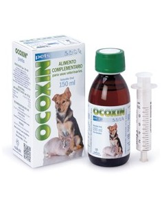 OCOXIN PET S.O. 150 ML.